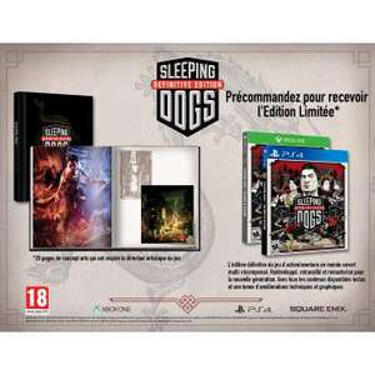 Sleeping Dogs Definitive Edition sur PC à 19.99€ et sur PS4 et XBOX One