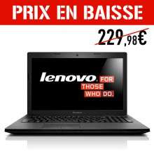 """Ordinateur portable 15,6"""" Lenovo G505"""