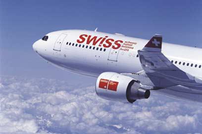 Rosedeal : Bon d'achat de 200€ valable sur les vols Swiss