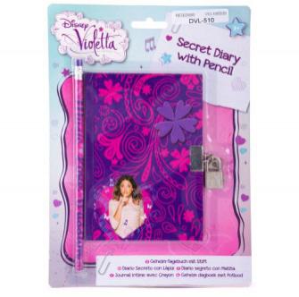 Journal intime Violetta