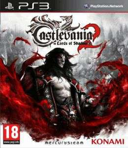 Jeu Castlevania Lord of shadow 2 version collector (PS3 et Xbox360)
