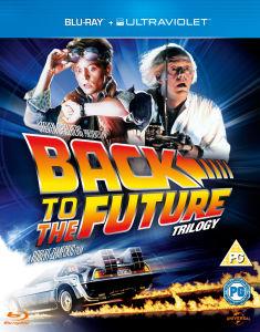 Coffret Blu-ray Trilogie Retour vers le futur en V.O (inclus copie Ulta violet)