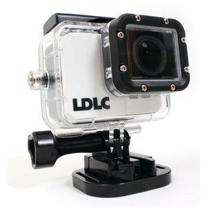 Caméra embarquée LDLC Touch C1 Full HD + Wi-Fi intégré + boîtier étanche IP68 + carte microSDHC 8 Go + kit d'accessoires