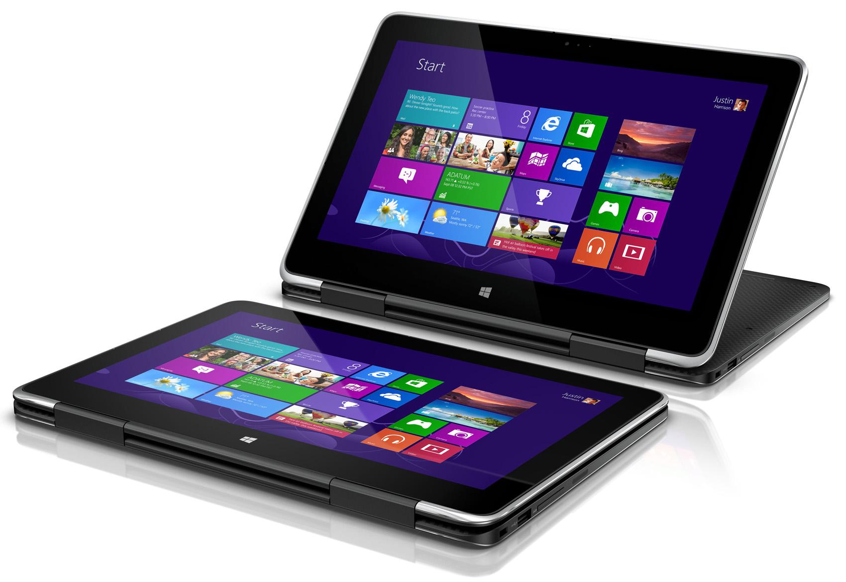 """Ordinateur portable Dell XPS 11"""" QHD, i5 4210Y, SSD128"""