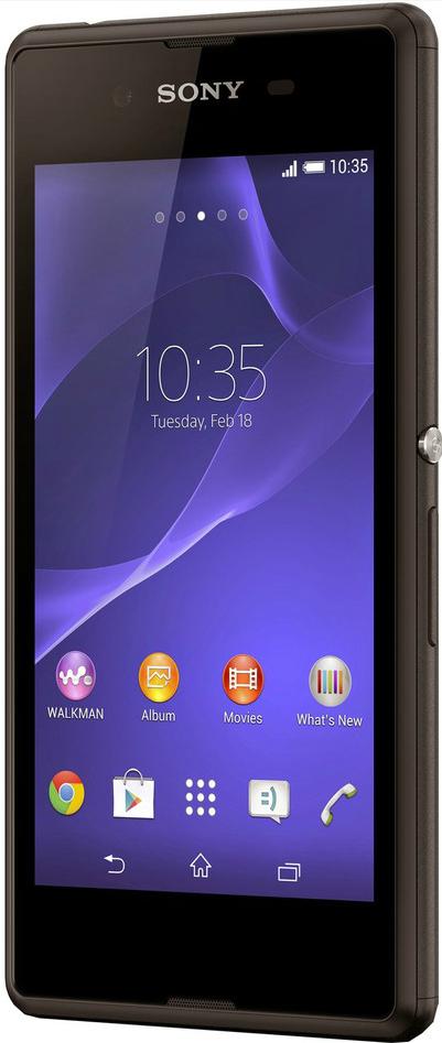 Smartphone Sony Xperia E3 - 4G (avec ODR de 30€)