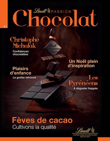 Magazine Lindt Passion Chocolat gratuit