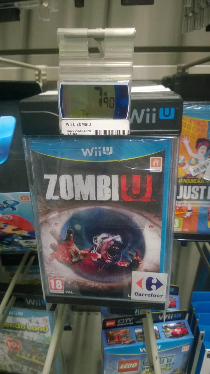 Zombi U sur Wii U