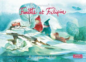 Le journal de Fanette et Filipin : 1 numéro offert