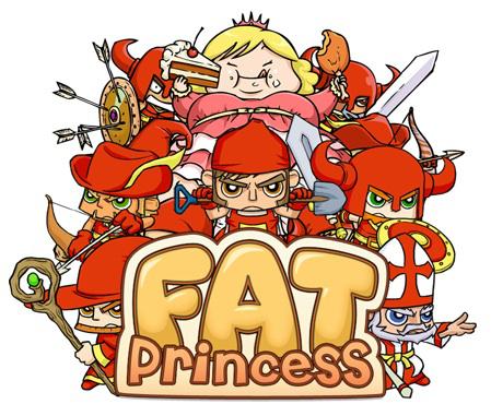 Fat Princess gratuit sur PS3 grâce au jeu Fat Princess: Piece of Cake sur Android/iOS/PS Vita