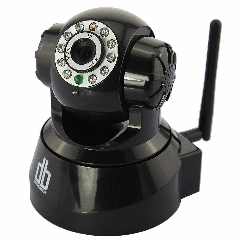 Caméra de Surveillance IP WiFi motorisée DDNS IR DBPower VA033K