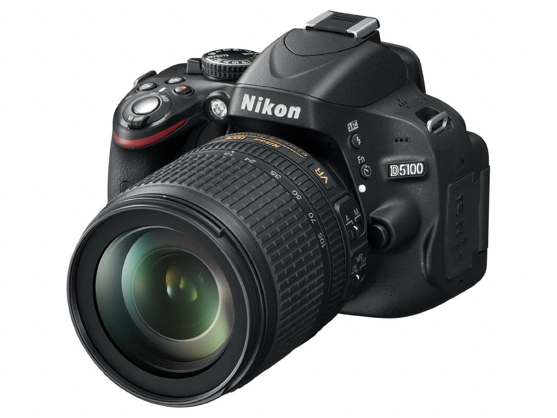 [Offre Adhérents] Kit Nikon Reflex D5100 + AF-S 18-140 VR mm + Etui + carte SD 8 Go
