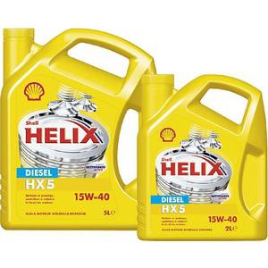 -40% sur la carte de fidélité sur une sélection d'équipements automobile - Ex : Huile Moteur Shell Helix 5L + 2L en 5/10/15W40