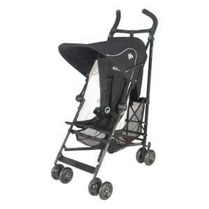 Poussette Maclaren Double à 189€ et Simple