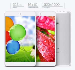 "Tablette tactile 7"" Teclast P78HD - IPS 1080P 16/10, Support 4K, Android 4.4.2"