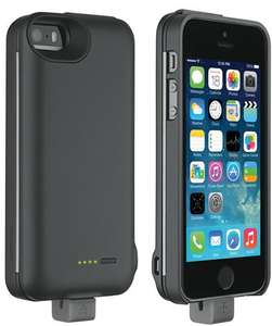 Coque Batterie Logitech Case energy pour iPhone 5 & 5s + Coque Support Logitech Case tilt