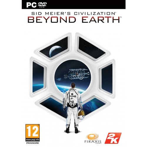 Civilization : Beyond Earth en boîte sur PC
