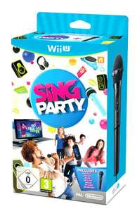 Sing Party + Micro sur Wii U
