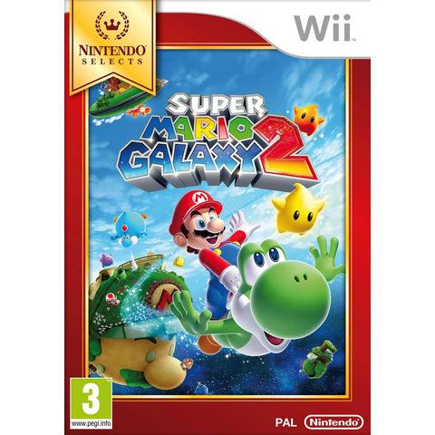 Sélection de Jeux Wii de la gamme Nintendo Selects