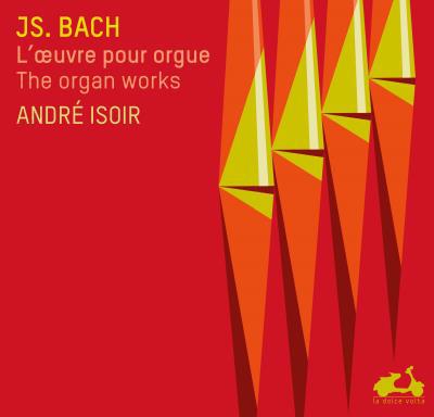 [Adhérents] Bach intégrale de l'oeuvre d'orgue - 16 CD + (10 € sur votre compte fidélité)