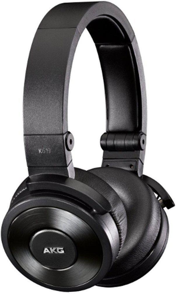 Casque Audio AKG K619 DJ Haute Performance avec Micro et Commande intégrés