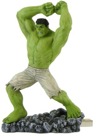 Clef USB 8 Go Hulk ou Thor