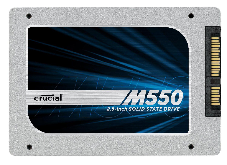 Disque dur SSD Crucial M550 - 512Go