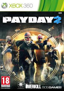 Jeu PayDay 2 sur Xbox360