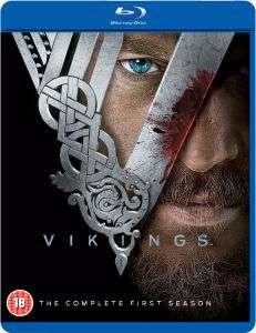 Blu-ray Série Vikings saison 1 édition UK