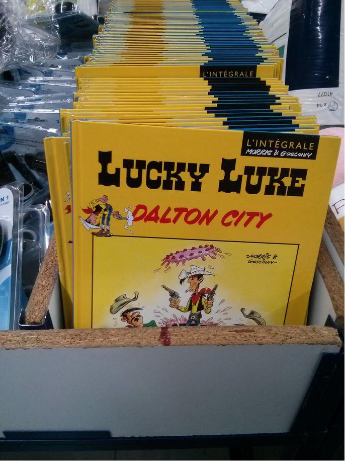 Bandes Dessinées Lucky Luke