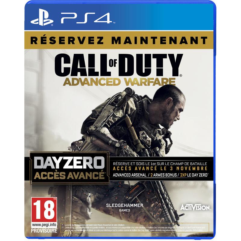 [Précommande] Call of Duty Advanced Warfare sur PS3 / XBOX 360 à 47.9€ et sur PS4 / XBOX One