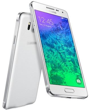 Smartphone Samsung Galaxy Alpha 4G 32 Go - Blanc