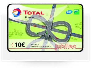 10€ offerts (carte cadeau JUBILEO) pour l'achat d'une bouteille de gaz (consigne + charge)