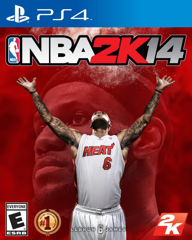 Jeu PS4 : NBA 2K14
