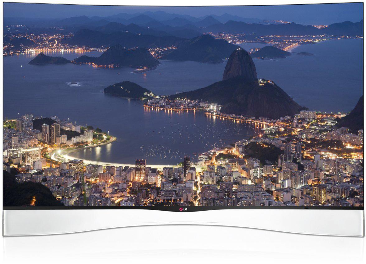 """Téléviseur 55"""" LG 55EA9709 incurvé - Oled (580€ en carte cadeau avec ODR 500€)"""