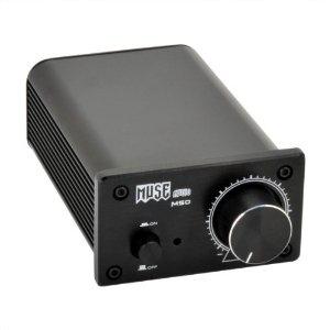 Amplificateur stéréo Muse M50 - 2x50W T-Amp mini / avec alimentation française
