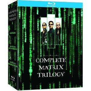 2 coffrets Blu-ray : Matrix Collection + The Ultimate Bourne Collection ( = 6 Blu-rays)