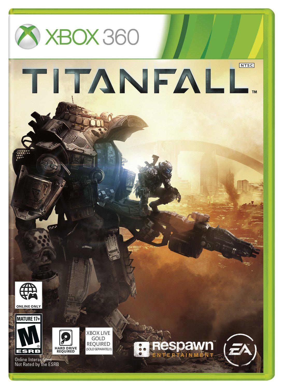 Jeu Xbox 360 Titanfall