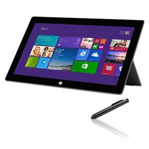 Tablette Microsoft Surface Pro 2 128Go, Windows 8.1 Pro, Core i5