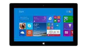 "Tablette 10"" Microsoft Surface 2 - 32 Go (Windows RT 8.1) + Bon d'achat de 15€"