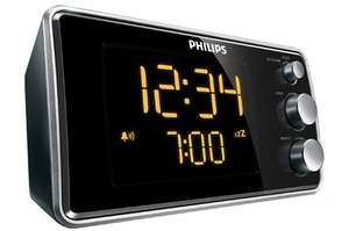 Radio réveil Philips AJ3551