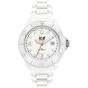 Montre Mixte Ice Watch blanche - Bracelet Silicone