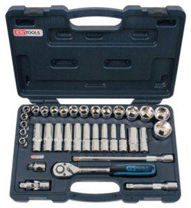 Coffret de douilles 35 pièces KS Tools - garantie à vie