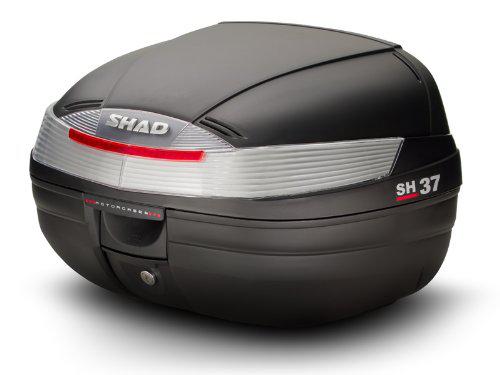 Top Case Shad SH- 37 - 37L Noir Brut