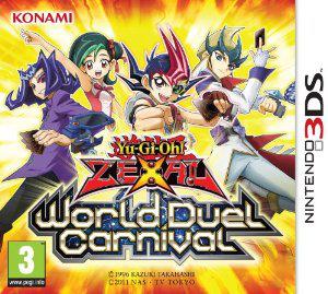 Jeu Nintendo 3DS  Yu-Gi-Oh! Zexal World Duel Carnival