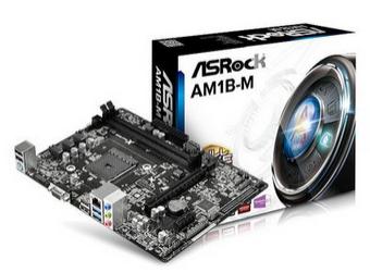 Sélection d'articles en promo - Ex : Carte mère Asrock AM1B-M - Socket AM1
