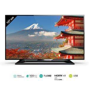 "TV 50 "" Philips LED Full HD 50PFH4009"