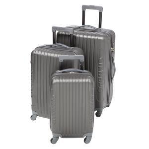 Set de 3 valises trolley 4 roues Vegas City Bag