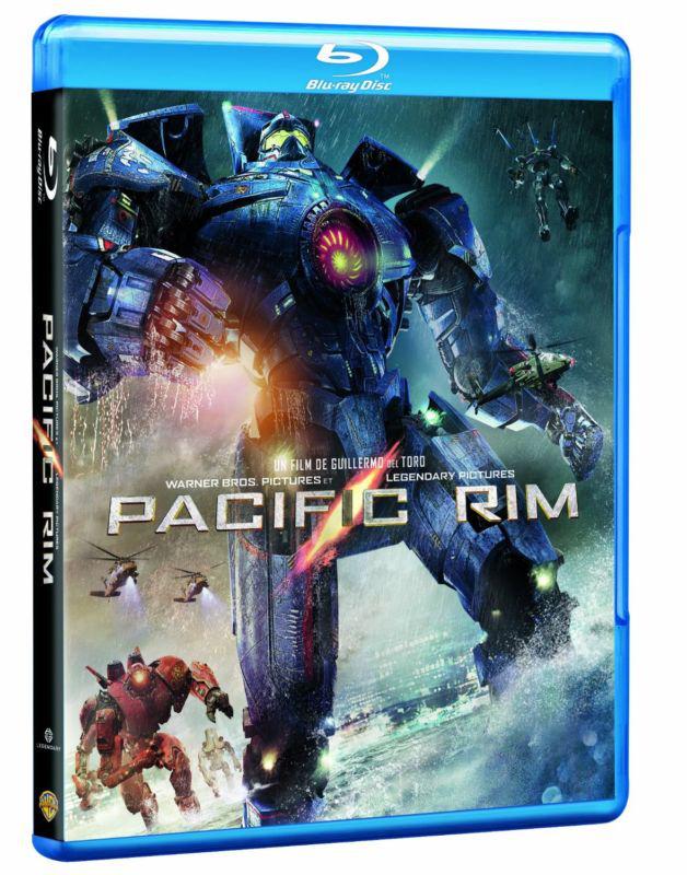 Blu ray Pacific Rim