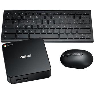 PC Asus Chromebox-M036U - Intel Celeron 2955U, SSD 16 Go, 2 Go DDR3 (+ 2 Bons d'achat de 25€, valables dès 300€)