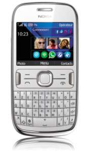 Téléphone mobile Nokia Asha 302 - 3,5 G - Wi-Fi (Avec ODR et code promo)
